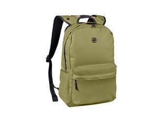 Рюкзак с отделением для ноутбука 14'' и с водоотталкивающим покрытием, зеленый фото