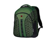 Рюкзак Wenger Sun со светоотражающим принтом, зеленый фото