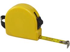 Рулетка Clark, 3м, желтый фото
