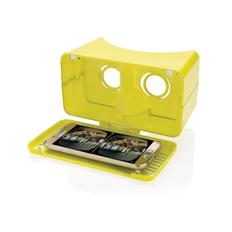 Очки виртуальные XD Collection Virtual Reality, горчичные фото