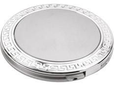 Складное Зеркальце Отражение, серый фото