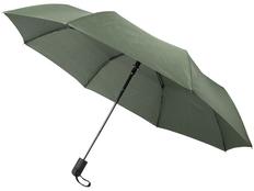 Зонт складной полуавтомат Avenue Gisele, темно-зеленый фото
