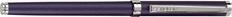 Ручка роллер Senator Delgado Chrome, серебристая / синяя фото