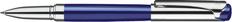 Ручка роллер Senator Delgado Visir, синяя фото