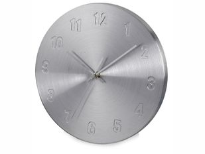 Часы настенные Тауль, серый фото