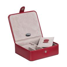 Шкатулка для драгоценностей Capricio, красный фото