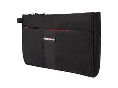 Несессер Swissgear, красный/ черный фото