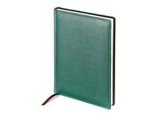 Ежедневник недатированный Leader А5, зеленый фото