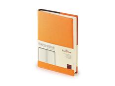 Ежедневник полудатированный Bruno Visconti Porto А5, оранжевый фото