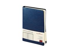 Ежедневник недатированный Bruno Visconti Milano А5, синий фото