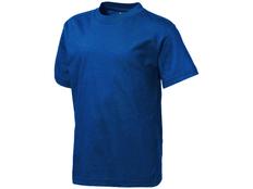 Футболка детская Slazenger Ace, синяя фото
