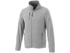 Куртка из микрофлиса мужская Slazenger Pitch, серая фото