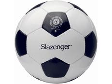 Мяч футбольный Slazenger Размер 5, черный, белый фото