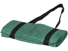 Плед Picnic с ремнем для переноски, зеленый фото