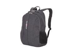 "Рюкзак с отделением для ноутбука 13"" Swissgear, серый меланж фото"