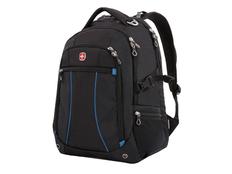 """Рюкзак с отделением для ноутбука 15"""" Swissgear, черный фото"""