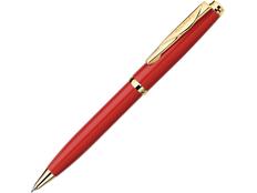 Ручка шариковая металлическая Pierre Cardin Gamme, красная / золотая фото