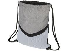 Спортивный рюкзак-мешок, белый фото