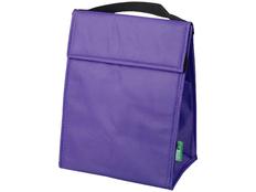 Сумка-холодильник для ланчей Triangle, фиолетовая фото