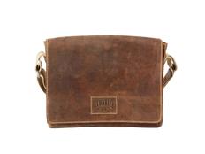 Сумка-планшет Klondike 1896 Native, кожа, коричневый фото