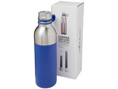 Термобутылка спортивная Koln, синяя фото