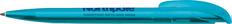 Ручка шариковая пластиковая Senator Challenger Icy, голубая фото