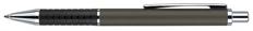 Ручка шариковая металлическая Senator Star Teс Alu, антрацит фото