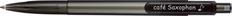 Ручка шариковая пластиковая Senator Prime Light, черная фото