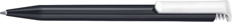 Ручка шариковая пластиковая Senator Super Hit Recycled, черная / белая фото