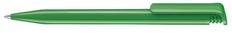 Ручка шариковая пластиковая Senator Super Hit Polished, зеленая фото