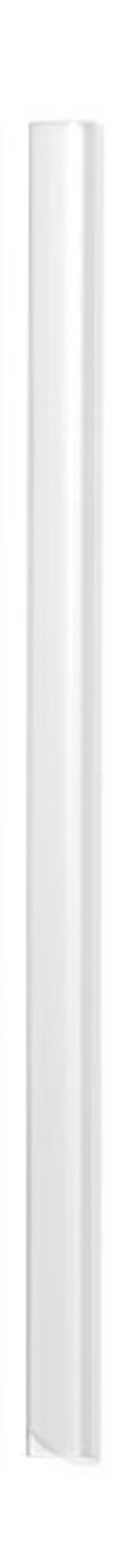 Скрепкошина для документов А4, 6 мм, прозрачная фото