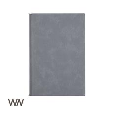 Блокнот Wownote Венеция А5, серый фото