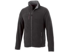 Куртка из микрофлиса мужская Slazenger Pitch, черная фото