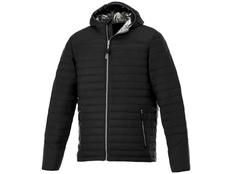 Куртка утепленная мужская Elevate Silverton, черная фото