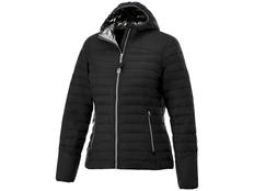 Куртка утепленная женская Elevate Silverton, черная фото