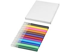 Набор маркеров, 12 шт, многоцветный фото