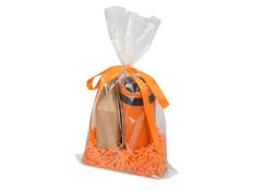 Набор подарочный Levita: чай и термокружка, оранжевый фото