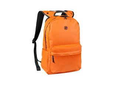 Рюкзак с отделением для ноутбука 14'' и с водоотталкивающим покрытием, оранжевый фото