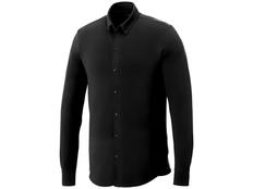 Рубашка с длинным рукавом мужская Elevate Bigelow, черная фото