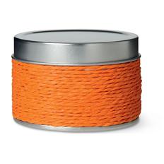 Свеча, оранжевый фото