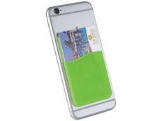 Футляр для кредитных карт, зеленый фото