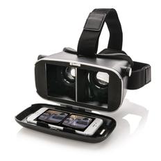 Очки виртуальной реальности с креплением на голове, XD Collection Virtual Reality, черные фото