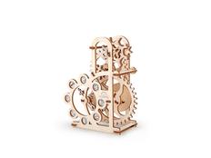 3D-пазл UGEARS Силомер, древесный фото
