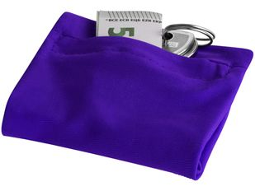 Чехол на запястье на молнии Squat, фиолетовый фото