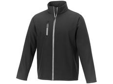 Куртка флисовая мужская Elevate Orion, чёрная фото