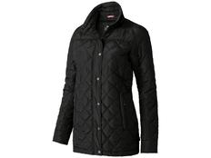 Куртка женская Slazenger Stance, черная фото