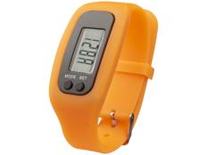Смарт часы с шагомером Get-Fit, оранжевый фото
