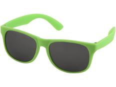 Очки солнцезащитные Retro, горчичный фото