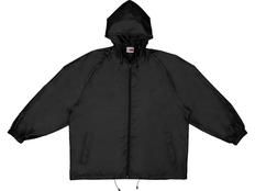 Ветровка мужская в чехле Us Basic Promo, черный фото