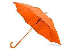 Зонт трость полуавтомат US Basic Color, оранжевый фото
